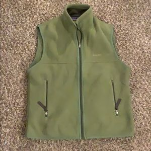 Green fleece PATAGONIA Synchilla Vest MEDIUM
